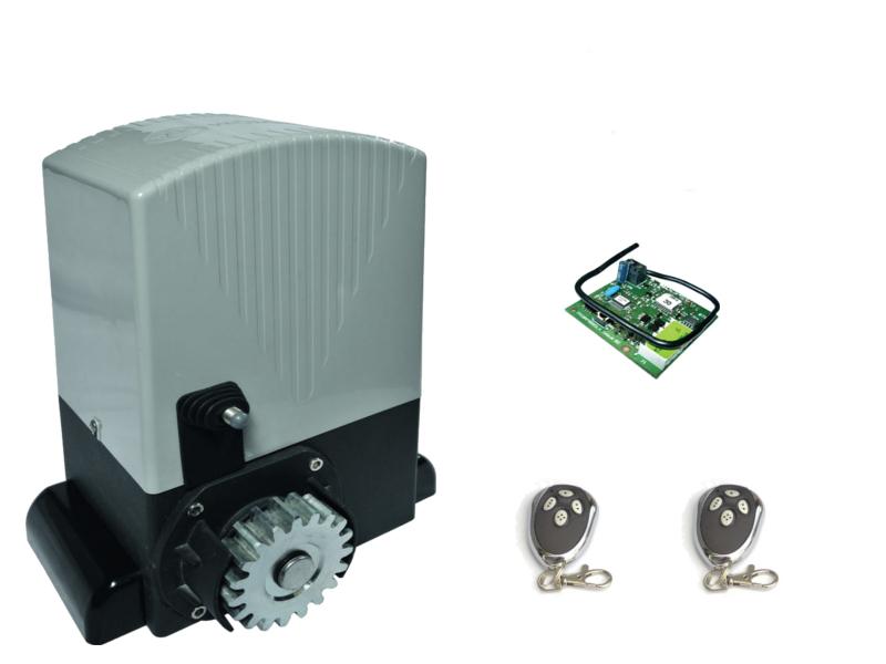 Автоматика для откатных ворот an motors asl500kit купить дешево житомир киев волоколамск железные ворота